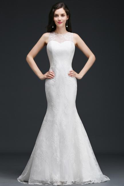 Designer Hochzeitskleider mit Spitze | Brautkleider Meerjungfrau