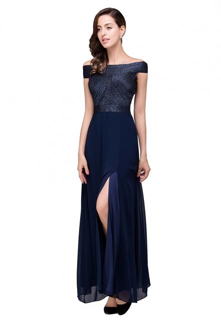 Chiffon Kleider Günstig | Abendkleider mit Spitze