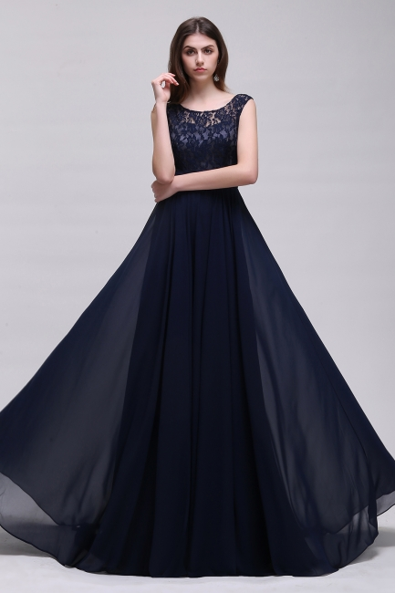 Abendkleider Lang Blau | Abendmoden Online
