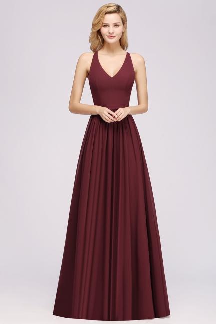 Designer Brautjungfernkleider Lang   Hochzeitspartykleider Günstig