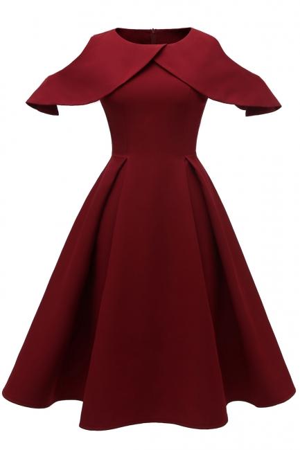 Designer Abendkleid Kurz | Rote Cocktailkleider Online