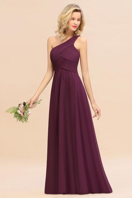 Elegante Chiffon Kleider | Brautjungfernkleider Lang Günstig