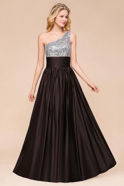 Weiß Schwarz Abendkleider Lang Günstig   Abendmoden Online