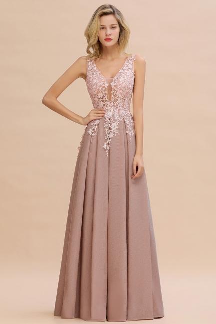 Elegante Abendkleider Lang Günstig   Abiballkleider online