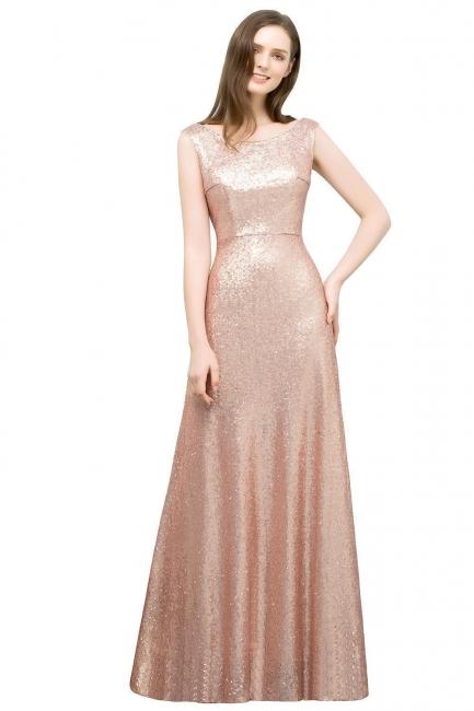Günstig Abendkleider Lang Glitzer | Abiballkleider Online