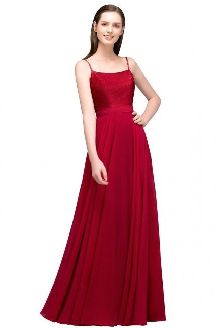 Designer Abendkleider Lang Rot   Abiballkleider online