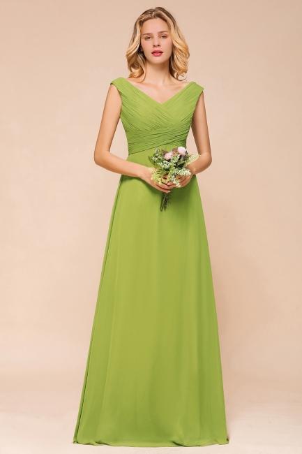 Kelly Brautjungfernkleider Günstig   Chiffon Kleider Abendmoden