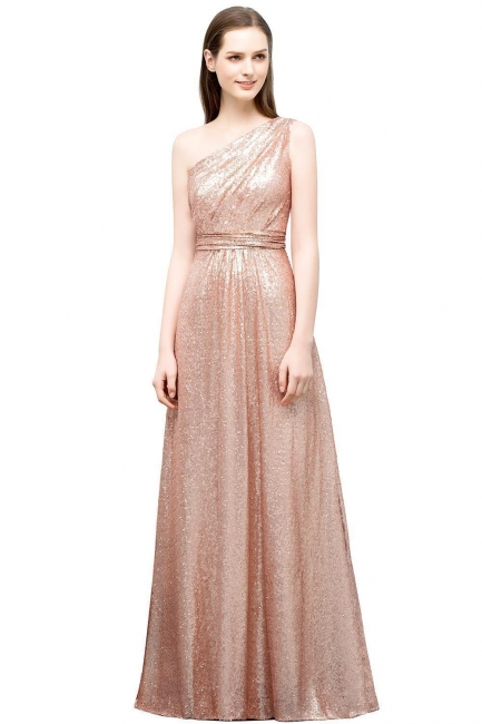 Modern Abendkleider Rose Gold | Aiballkleider Online