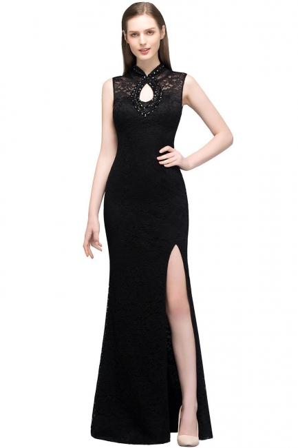 Schwarzes Abendkleid Lang | Abiballkleider Günstig
