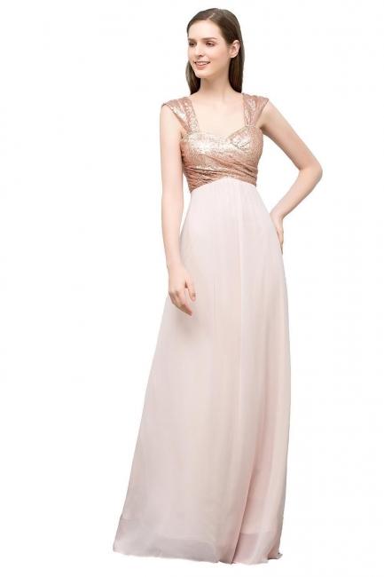 Designer Abendkleider Lang | Brautjungfernkleider Rosa