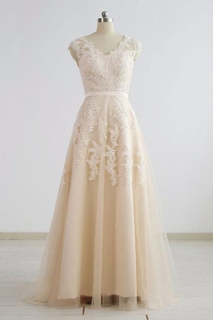 Designer Hochzeitskleider MIt Spitze Günstig Online Kaufen
