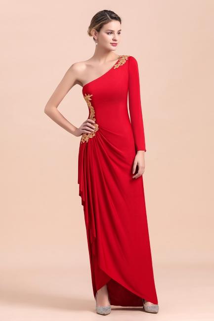 Rote Brautmutterkleider Lang Rot | Partykleider Günstig Online