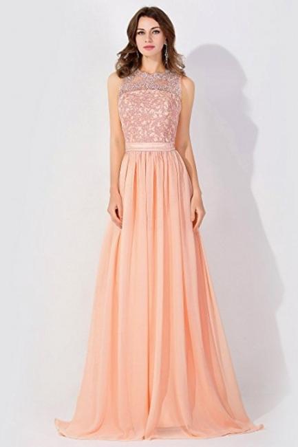 Elegante Abendkleider Günstig | Abiballkleider mit Spitze