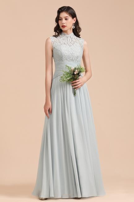 Brautjungfernkleider Mint | Spitze Kleider für Brautjungfern