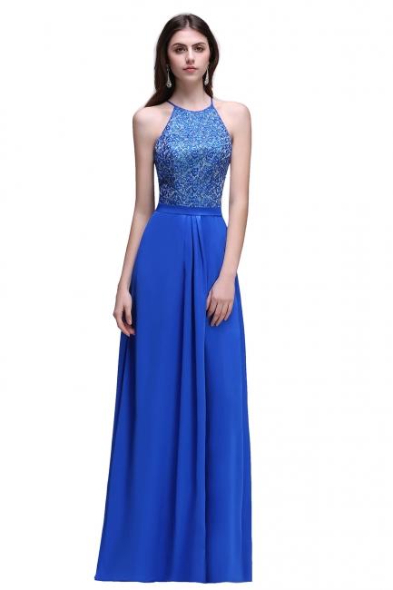 Abendkleider Lang Blau | Abiballkleider Günstig
