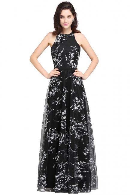 Elegante Abendkleider Lang Schwarz | Abiballkleider Günstig