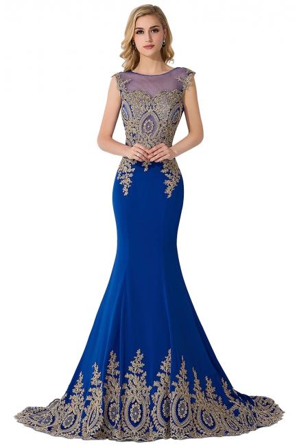 Abendkleider Lang Blau | Abiballkleider Mit Günstig