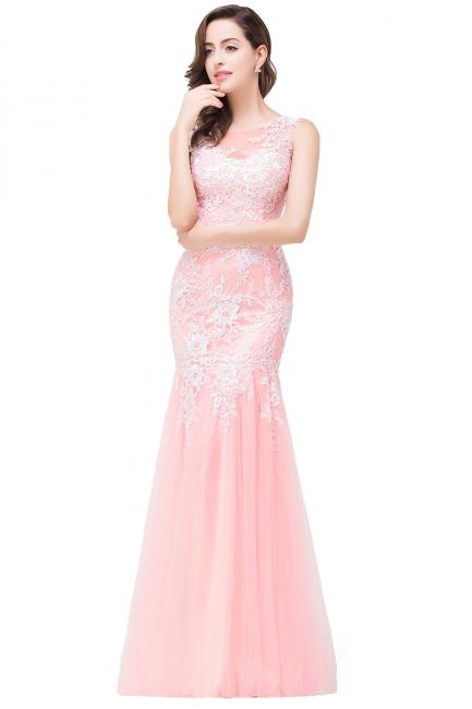 Rosa Abendkleider Günstig | Abiballkleider Lang