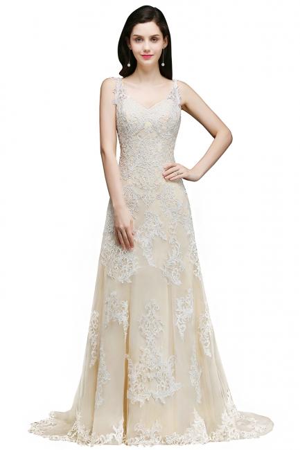Schöne Abendkleider mit Spitze | Abendmoden Online