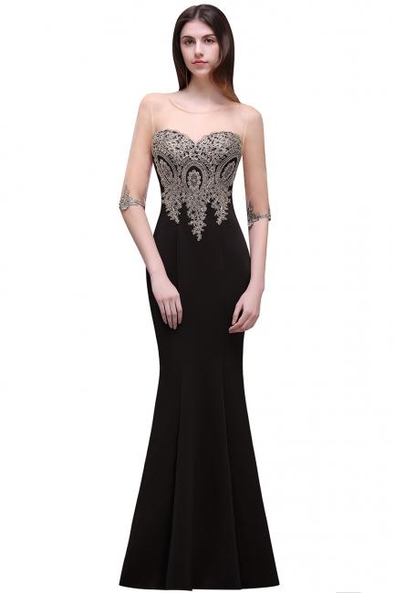 Elegante Abendkleider Lang Rot | Abendmoden Online
