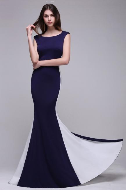 Schlichtes Abendkleid Lang Günstig   Abendmoden Online