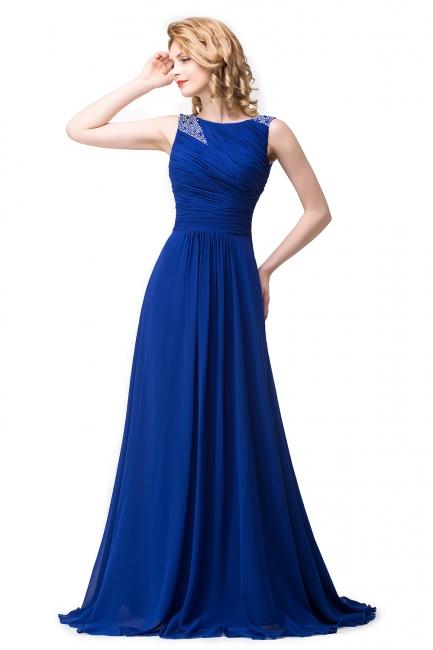 Abendkleider könig Blau | Abiballkleider Lang Günstig
