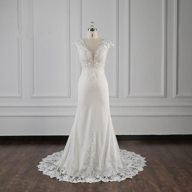 Hochzeitskleid Umstandsmode Günstig | Brautkleider Meerjungfrau