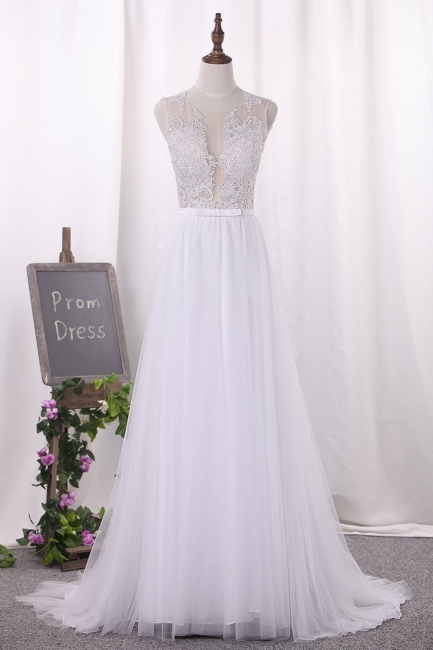 Hochzeitskleider Große Größen | Brautkleid A Linie
