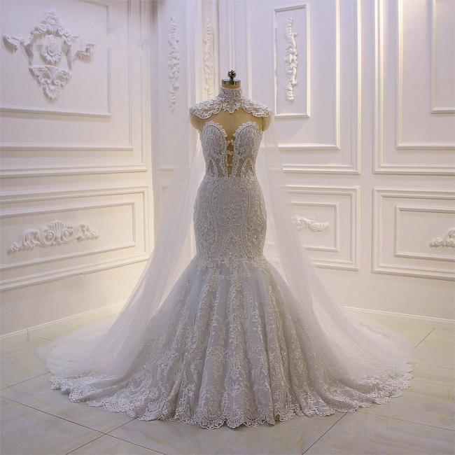 Meerjungfrau Kleid Hochzeitskleid | Brautkleider Spitze