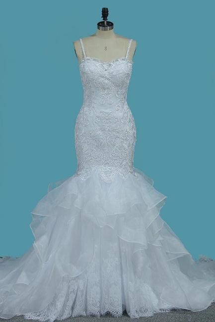 Designer Brautkleid Meerjungfrau Spitze | Hochzeitskleid Standesamt