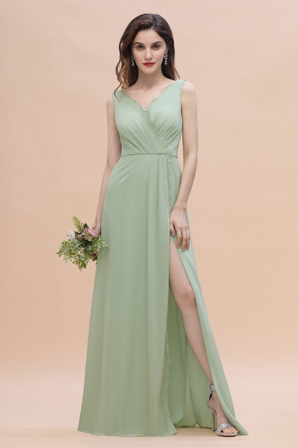 Brautjungfernkleider Mint | Brautjungfernkleid Lang Günstig