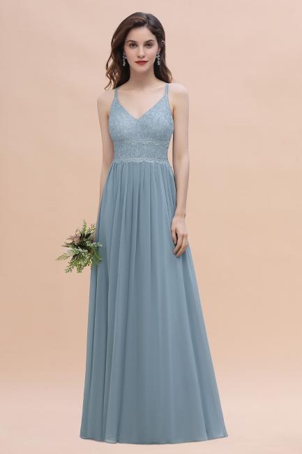 Schöne Brautjungfernkleider Lang | Brautjungfernkleid Günstig