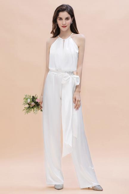 Jumpsuit Kleider Für Brautjungfern | Brautjungfernkleid Lang Günstig