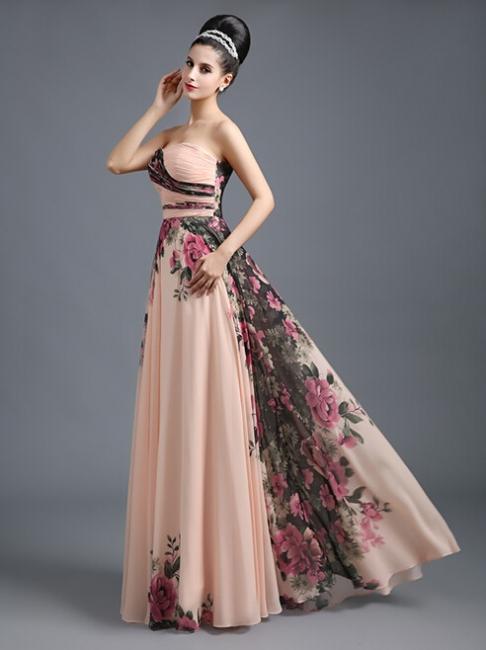 Designer Abendkleider Lang Günstig | Abendmoden Online