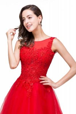 Rote Abendkleider Lang Günstig | Abendmoden Abiballkleider_7
