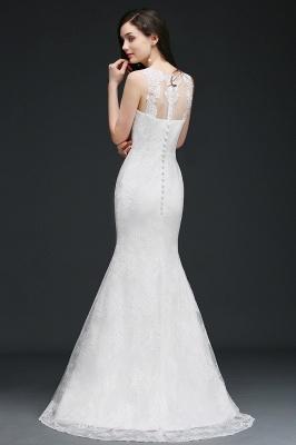 Designer Hochzeitskleider mit Spitze | Brautkleider Meerjungfrau_5