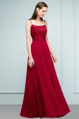 Designer Abendkleider Lang Rot | Abiballkleider online_9