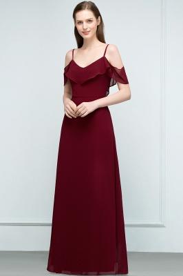 Schlichtes Abendkleid Rot   Festliche kleider Online_1