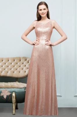 Rose Gold Abendkleider Lang | Abendmoden Online_9