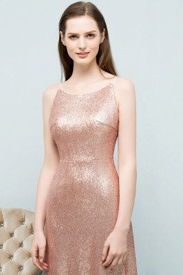 Rose Gold Abendkleider Lang | Abendmoden Online_7