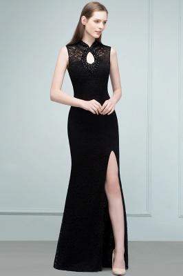Schwarzes Abendkleid Lang | Abiballkleider Günstig_8