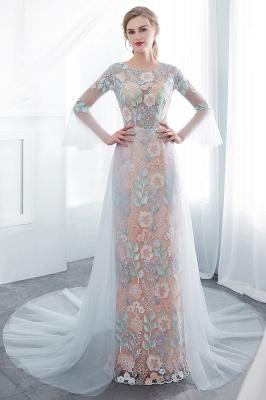 Günstige Abendkleider Lang Mit Spitze | Festliche Mode_1