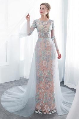 Günstige Abendkleider Lang Mit Spitze | Festliche Mode_6