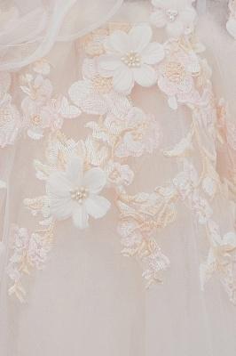 Hochzeitskleider Prinzessin Luxus   Brautkleider mit Ärmel_12