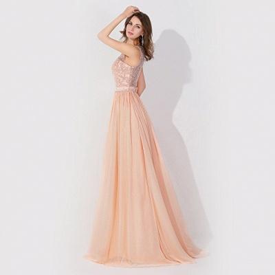 Elegante Abendkleider Günstig | Abiballkleider mit Spitze_4