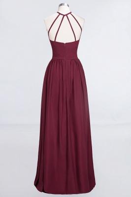 Brautjungfernkleider Weinrot   Günstig Kleider Für Brautjungfern_4