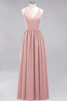 Designer Brautjungfernkleider Lang | Hochzeitspartykleider Günstig_6