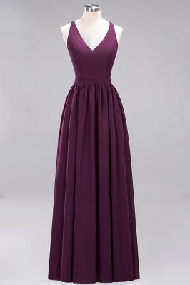 Designer Brautjungfernkleider Lang | Hochzeitspartykleider Günstig_19