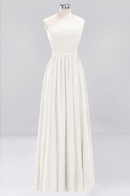 Designer Brautjungfernkleider Lang Weinrot   Chiffon Kleider Abendkleider_2