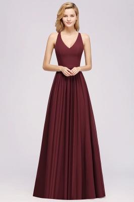 Designer Brautjungfernkleider Lang | Hochzeitspartykleider Günstig_35